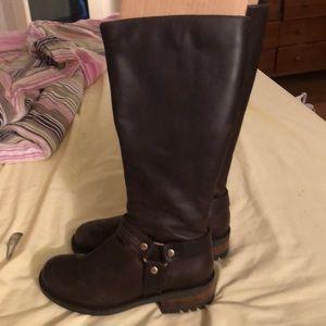 La Canadienne vintage boots size 8.5